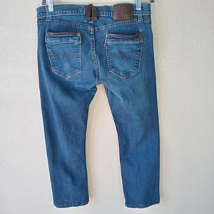 Levi's Altered Jeans